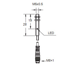 Capacitive Proximity Switches, Manufacturer, Supplier, India
