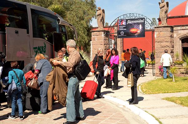 Z2A Mexico LATAM Congress - Delegates arriving Photo 12