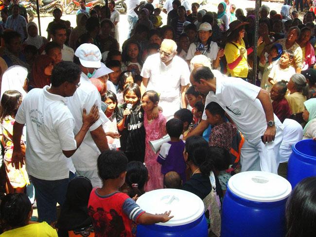 Serving Needy Children