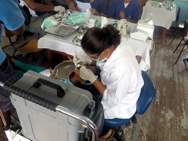 Dental care for youth