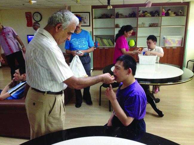 Helping disadvantaged children