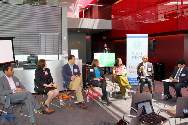 USA - Dallas - Sociocare Panel at Conference