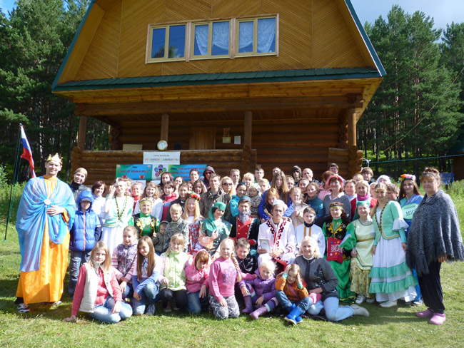 2014.07.20-29 -8Z-Russia-Ural region - Arakeeva - Child Zonal camp -  Total photo