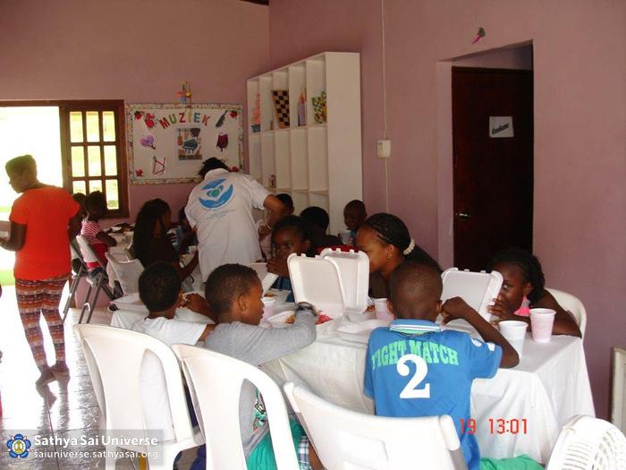Serving Needy Children, Curacao