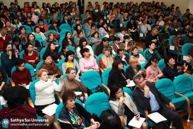 SSEHV Seminar in Kazakhstan