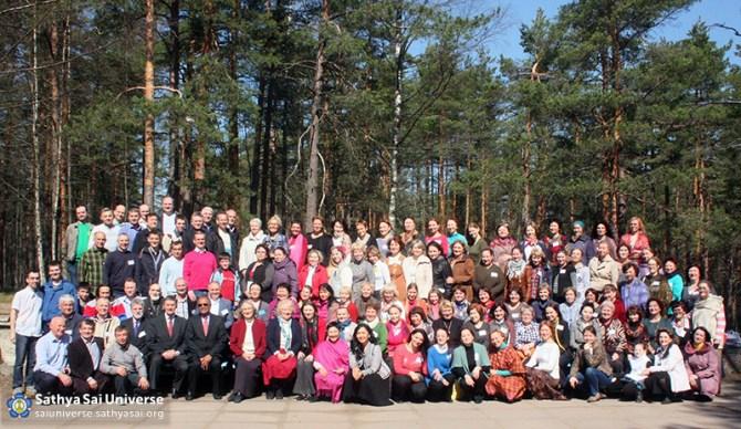 Pre World Conference participants