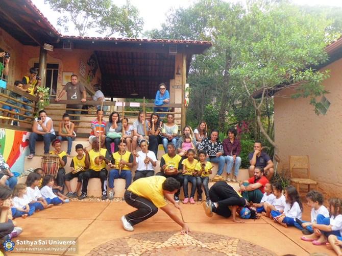 Brazil - Capoeira Dancing