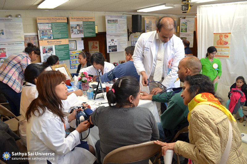 Health Camp in New York