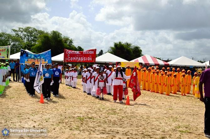 Z1 Trinidad-Tobago Colorful Parade