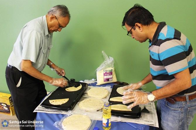 Z1 USA CA Preparing Tortillas