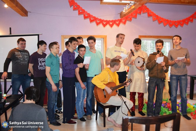 Z8 Russia Concert by Sathya Sai Youth
