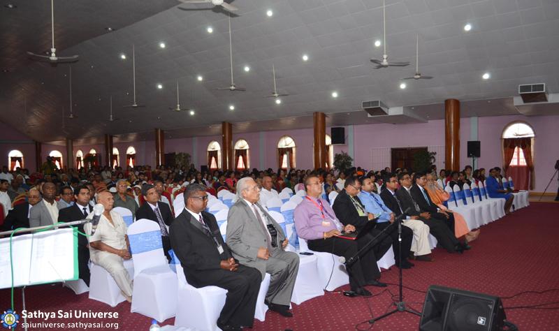 Z1 Trinidad SSIO symposium on EHV at Sai Nilayam 3
