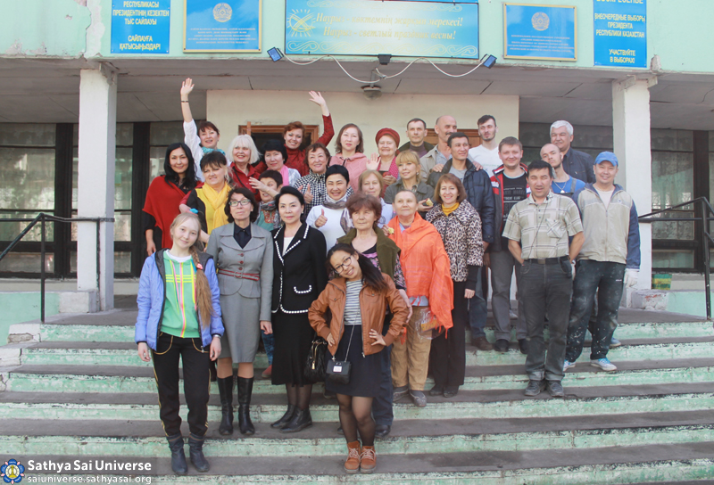 Z8 Kazakhstan 22nd bi-annual volunteer camp 11