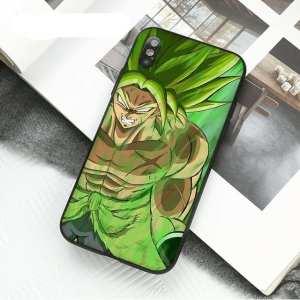 DBZ Broly Legendary Super Saiyan iPhone 11 (Pro & Pro Max) Case