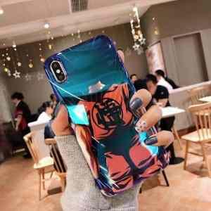 DBZ Goku's Back Training Suit iPhone 11 (Pro & Pro Max) Case