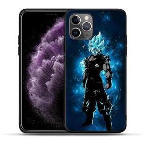 Son Goku Blue Raging Aura iPhone 11 (Pro & Pro Max) Case