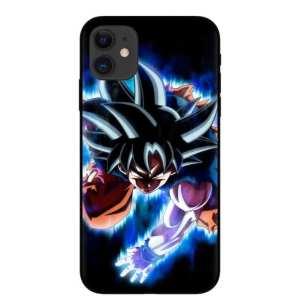 Furious Goku Ultra Instinct iPhone 11 (Pro & Pro Max) Case