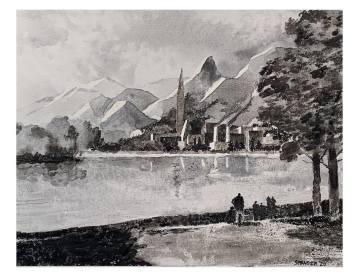 View to Mountains-2020