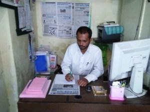 Mazhar khan (Sanata news)