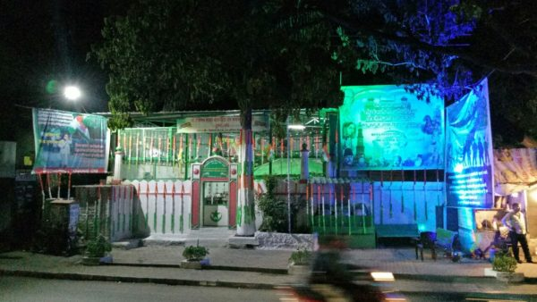 15 august dargah decoration by the Hazrat Raja Baghshah Sherswar