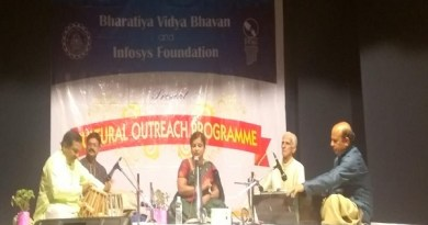Bhakti Rang 'was appreciated by the audience-sajag nagrikk times