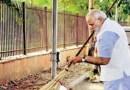 Swachhata hi Seva Movement PM Narendra Modi talks to Amitabh Bachchan and Ratan Tata
