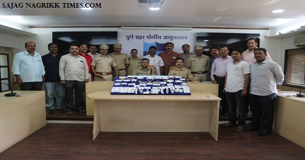 Pune police news today 27 crime open of burglary robbery revealed criminal