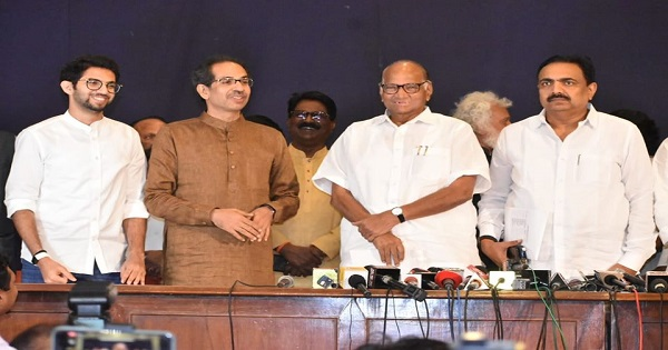 congress-shivsena-ncp-will-be-the-government-of-the-three-parties-sharad-pawar