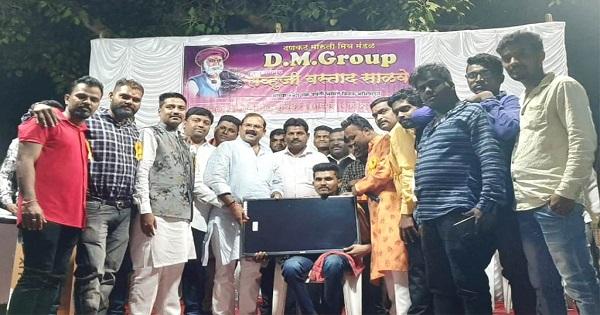 krantiveer lahuji vastad salve 225 Jayanti nimitt annadan 2019