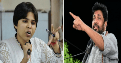 trupti-desai-and-mla-bachchu-kadu-against-file-a-complaint