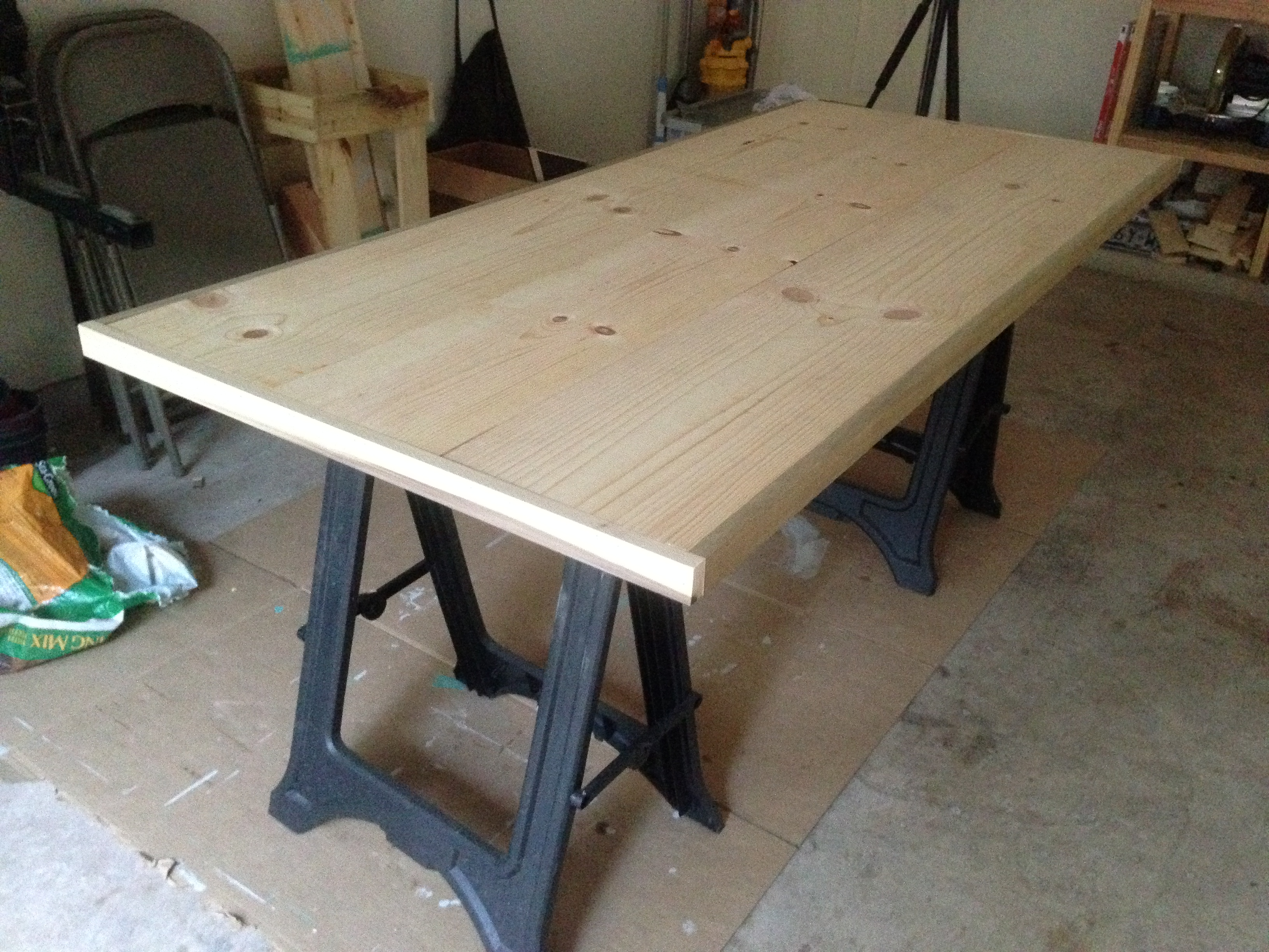 How To Straighten Warped Wood Table Top