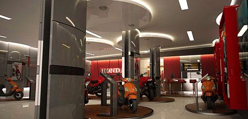 honda showroom blitar 3