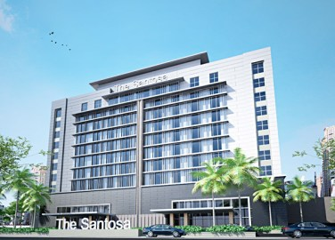 The Santosa Hotel 1