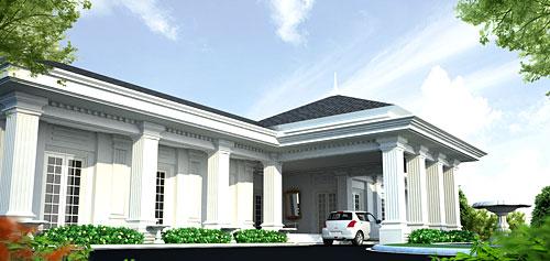 Kapolda Residence