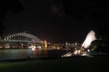 Harbour bridge et Opera
