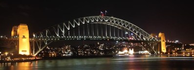 Harbour bridge IV