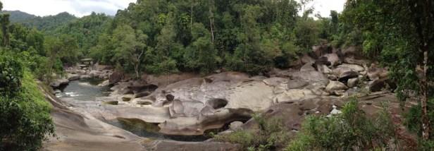 Bebinda Boulders