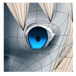 3DCG目の描き方