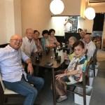 86歳S野えりちゃんに呼び出され『花灯』で昼酒  1102す