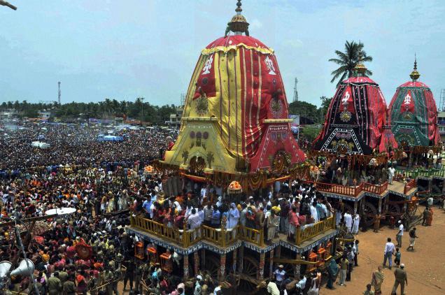 Rath Yatra 2020 - Puri Jagannath Rath Yatra 2020 Date