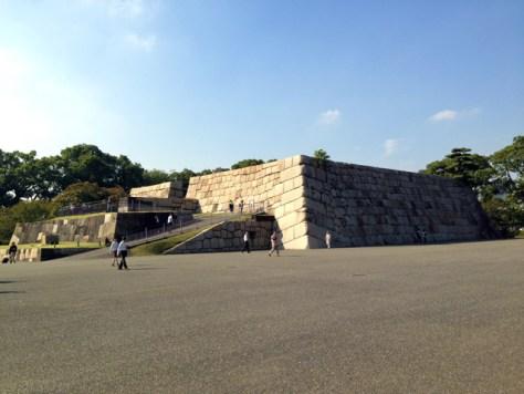 江戸城現存天守台