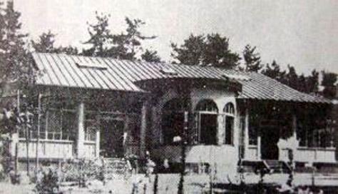 古写真:ゼームス邸