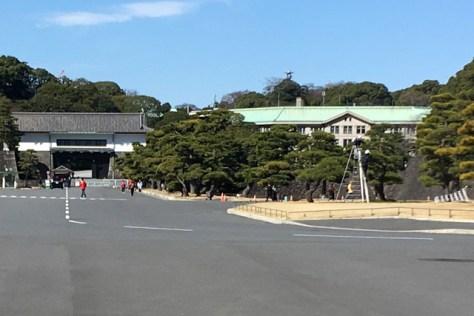 現・坂下門と宮内庁