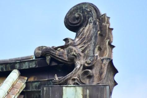 湯島聖堂の妖獣