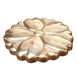 家紋メダル(八重桜)