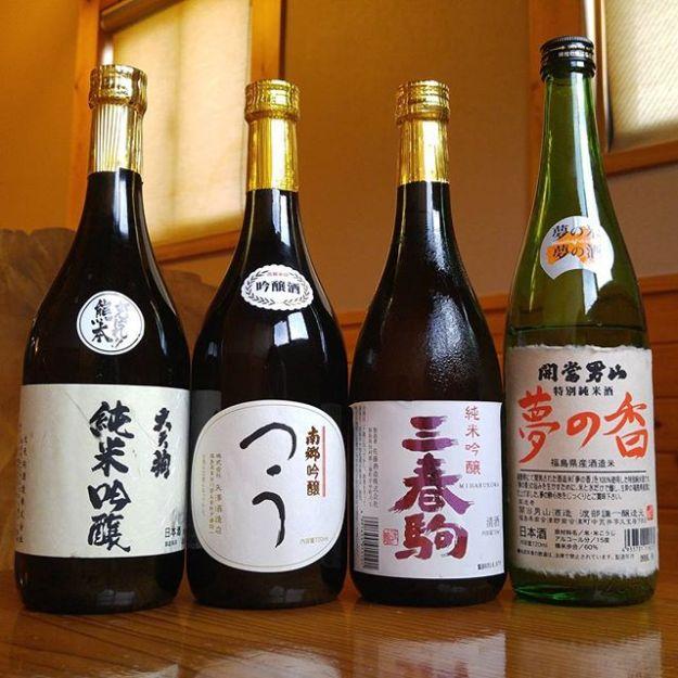 【Instagram】昨年の #ふくしま酒蔵巡りスタンプラリー でまわった倉のお酒紹介はまだまだ続いています。今日よりこちらの四本ご紹介。