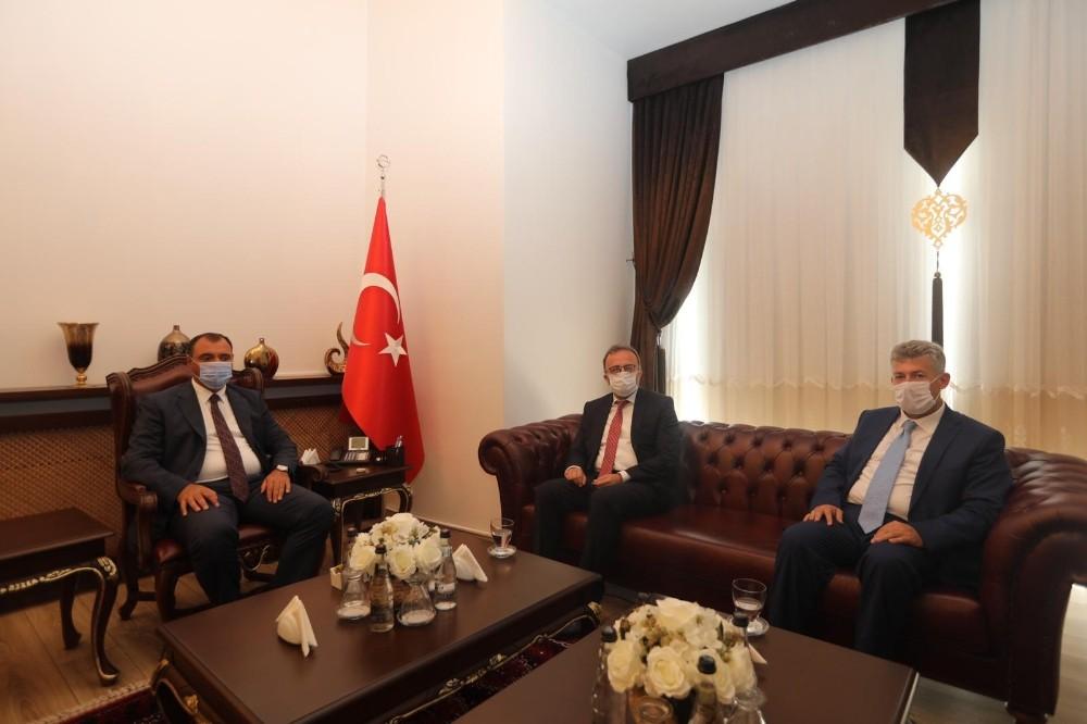 BİK Genel Müdürü Duran'dan Sakarya'da ziyaretler