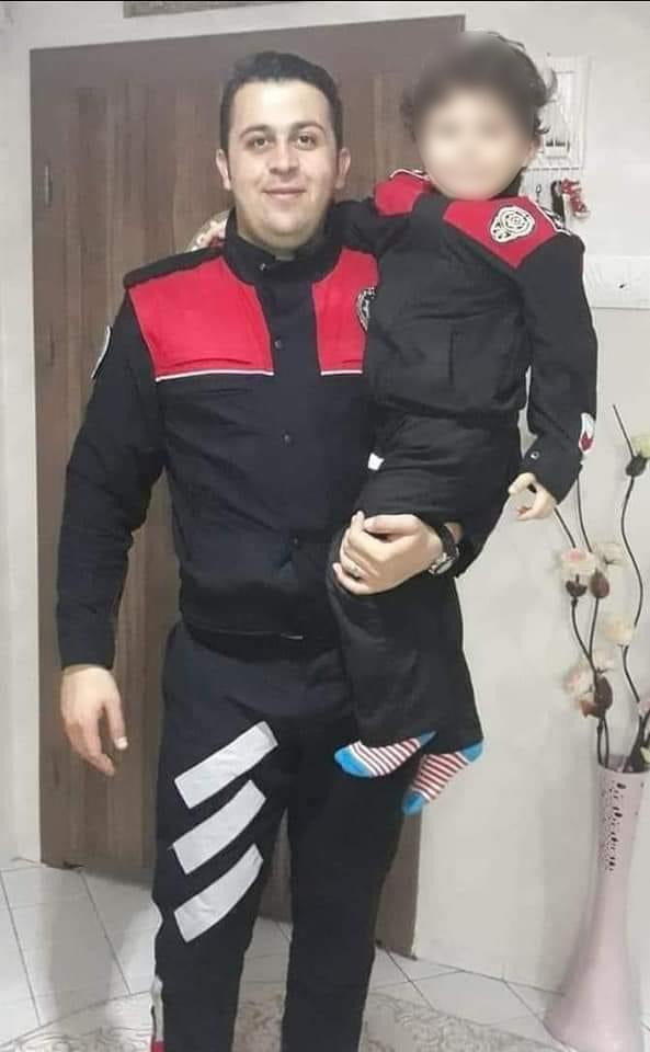 Sakarya'da kaza yapan yunus timinde görevli polis memuru şehit oldu