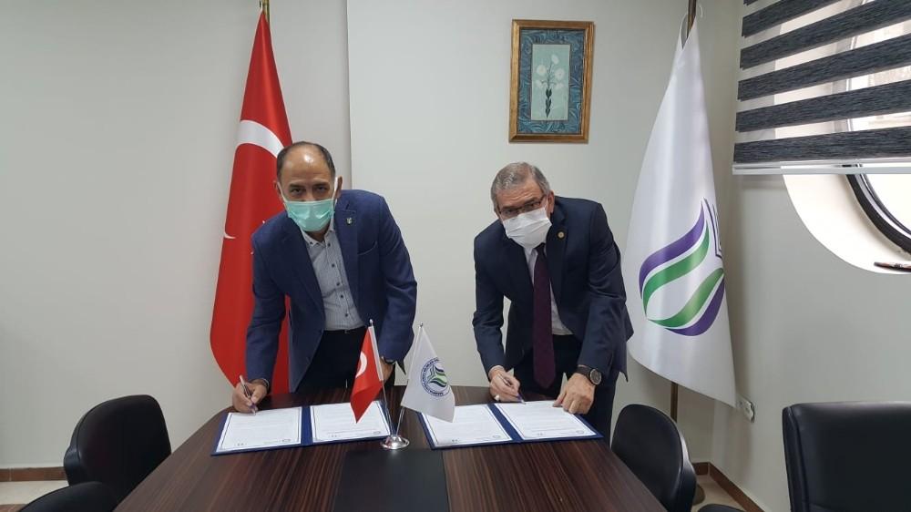 SUBÜ ile ASKF iş birliği sözleşmesi imzaladı
