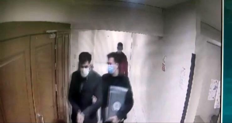 """DEAŞ'ın sözde """"eğitim bakan yardımcısı""""nın yakalandığı operasyon görüntüleri"""